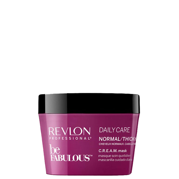Buy Revlon Professional Be Fabulous Daily Care Normal/Thick Mask 200ml on HairMNL