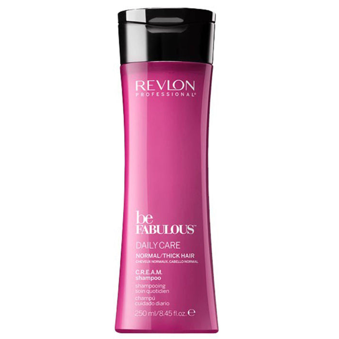 Buy Revlon Professional Be Fabulous Daily Care Normal/Thick Shampoo 250ml on HairMNL