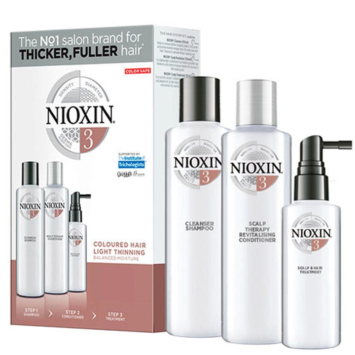 Buy NIOXIN System Kit 3 on HairMNL