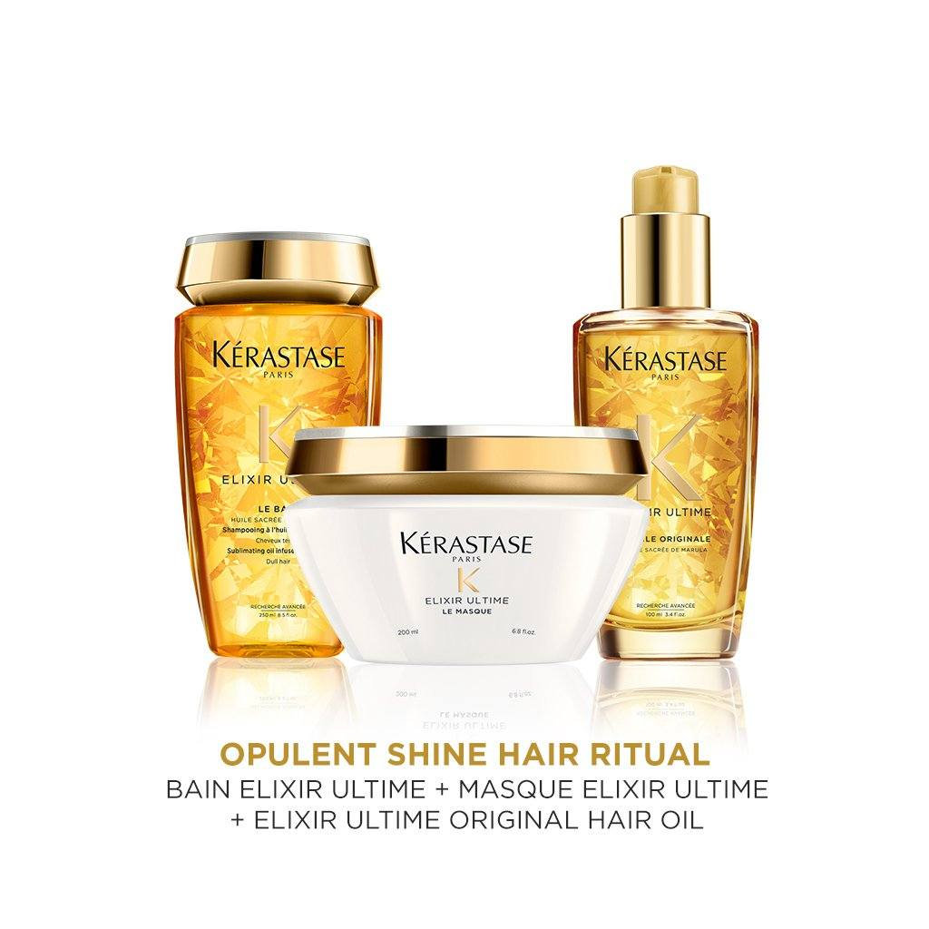 Buy Kérastase Elixr Ultime Opulent Shine Hair Ritual on HairMNL