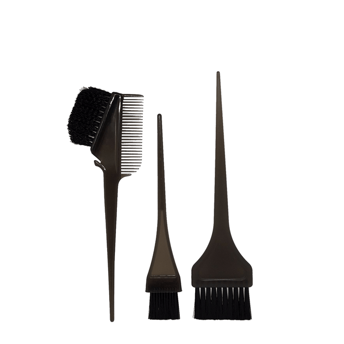 Tinting Brushes for Hair Color and Treatments - Full Set