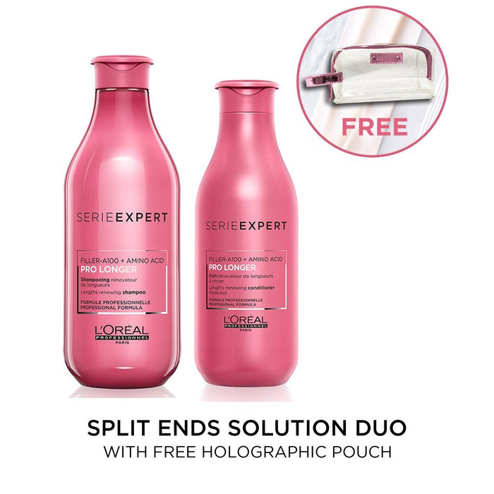 L'Oréal Serie Split Ends Solution Duo