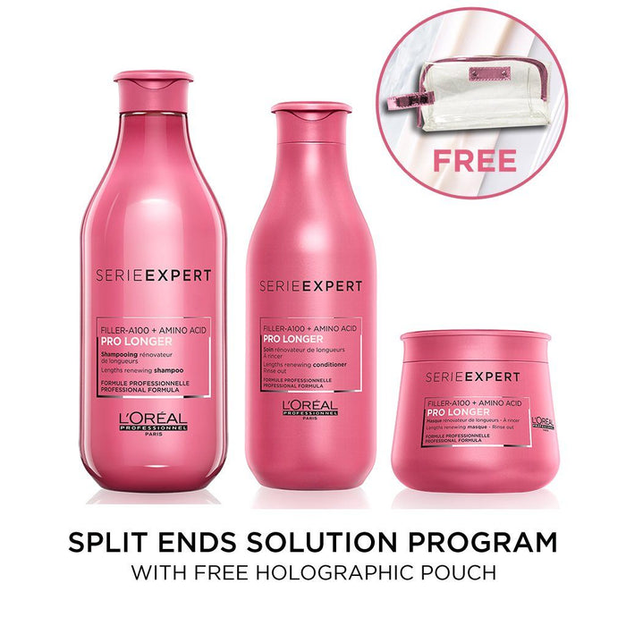 L'Oréal Serie Split Ends Solution Program
