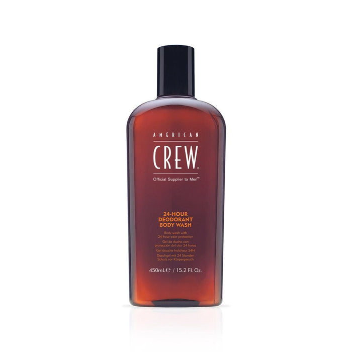 Buy American Crew 24 Hour Deodorant Body Wash 450ml on HairMNL