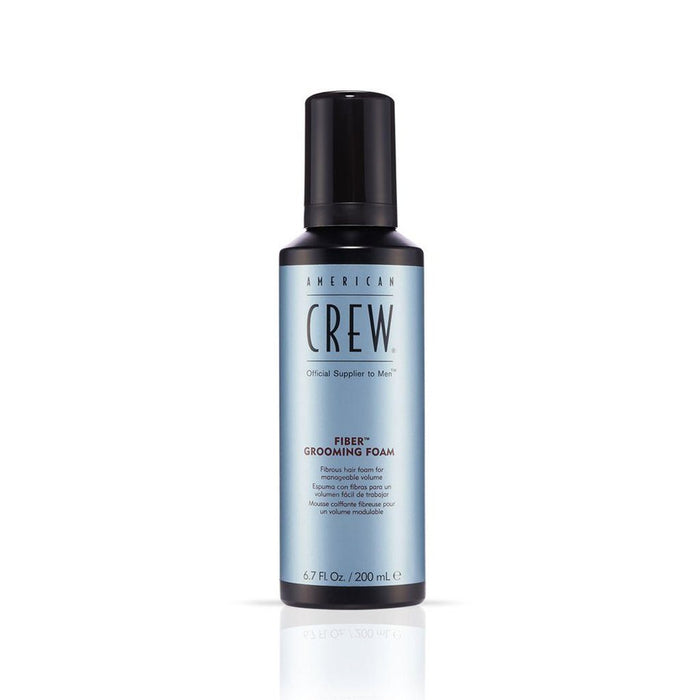 Buy American Crew Fiber Grooming Foam 200ml on HairMNL