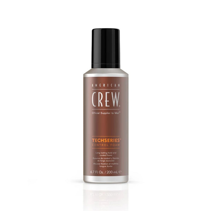 Buy American Crew Tech Series Control Foam 200ml on HairMNL