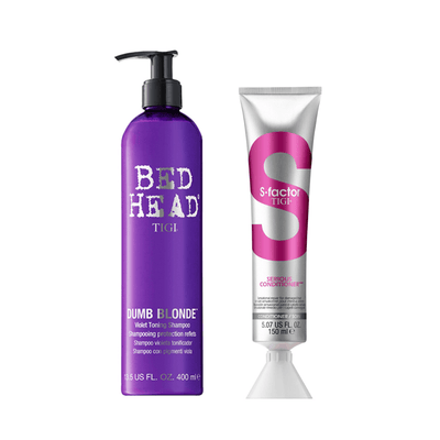 TIGI Tone and Repair Bundle