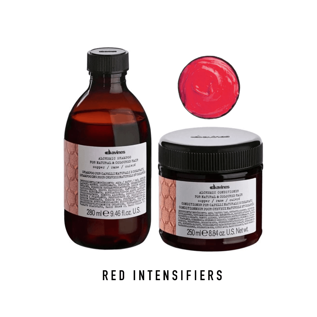 Davines Alchemic Red Shampoo & Conditioner