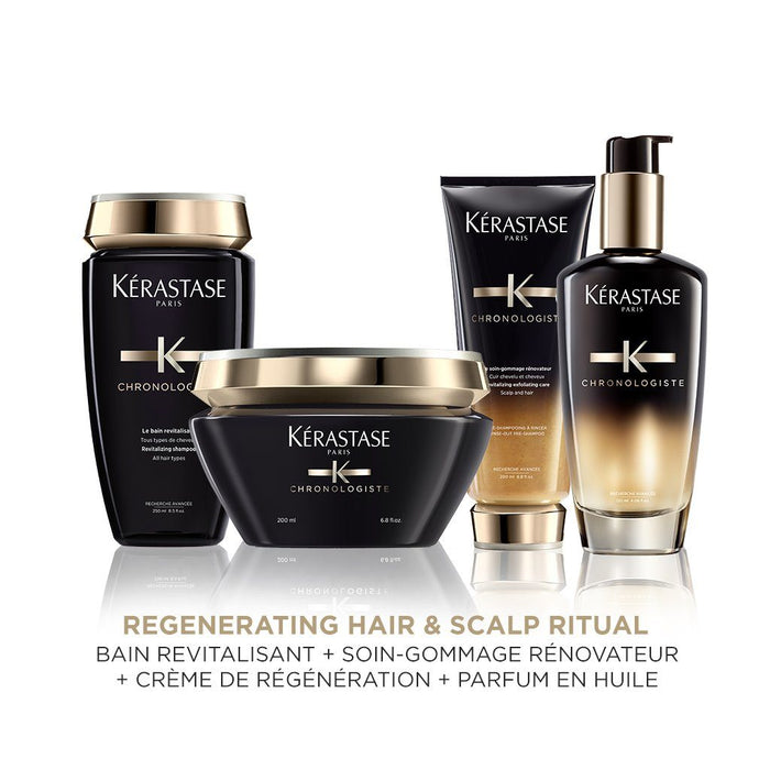 Kérastase Chronologiste Regenerating Hair and Scalp Ritual