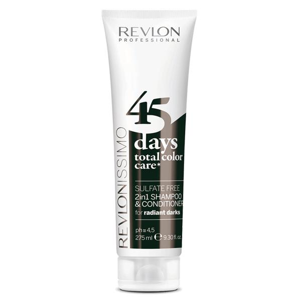 Revlon Professional 45 Days Total Color Care For Radiant Darks 275ml - HairMNL