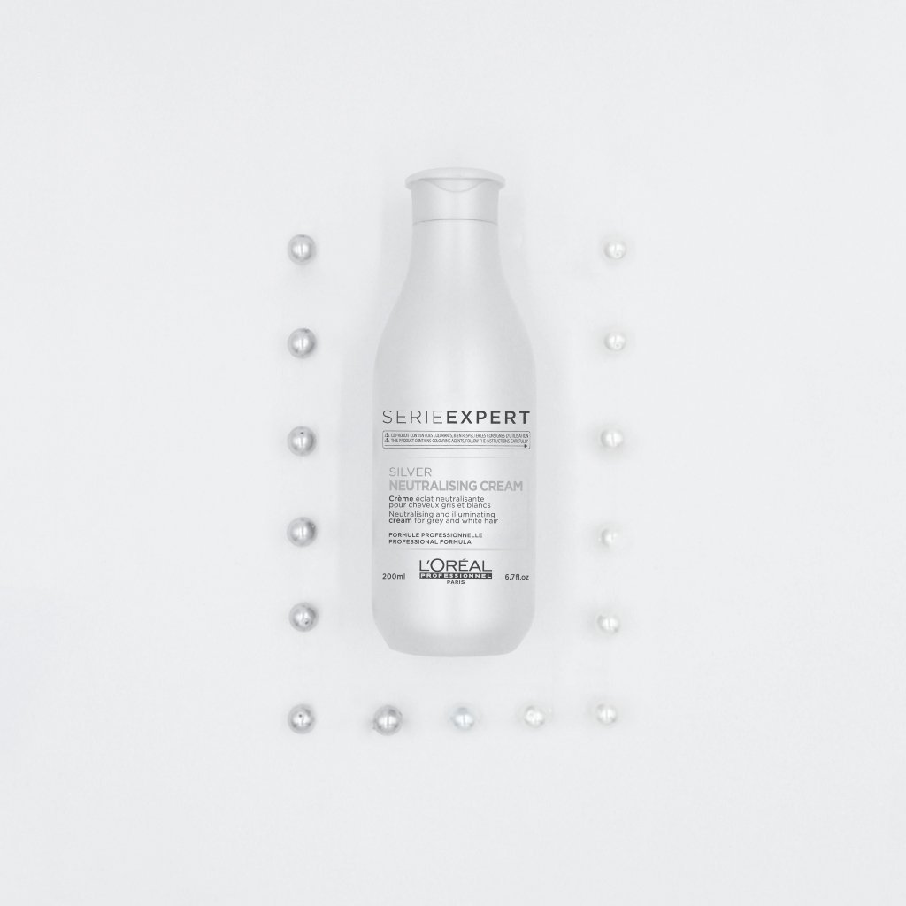 Buy L'Oréal Serie Expert Silver Conditioner 200ml on HairMNL