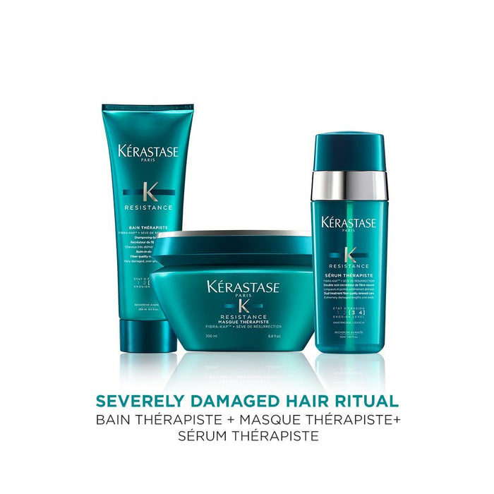 Kérastase Resistance Thérapiste Severely Damaged Hair Ritual