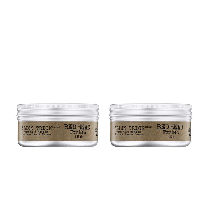 Bed Head for Men by TIGI Slick Trick: For Structured Hold with Inspired Shine Duo 75g