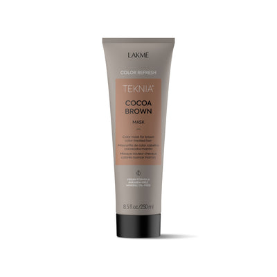 Buy Lakme Teknia Color Refresh Cocoa Brown Mask 250ml on HairMNL