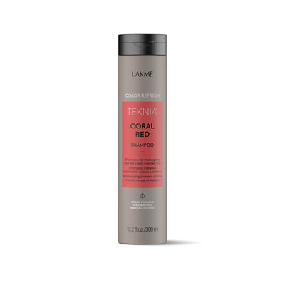 Buy Lakme Teknia Color Refresh Coral Red Shampoo 300ml on HairMNL