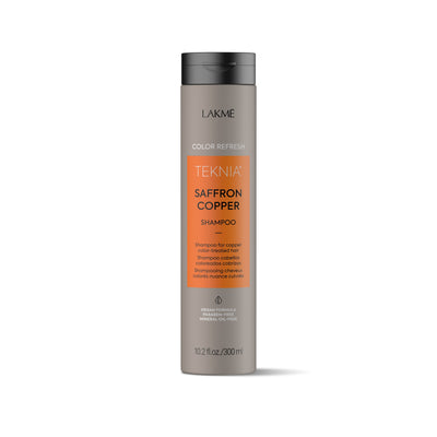 Buy Lakme Teknia Color Refresh Saffron Copper Shampoo 300ml on HairMNL