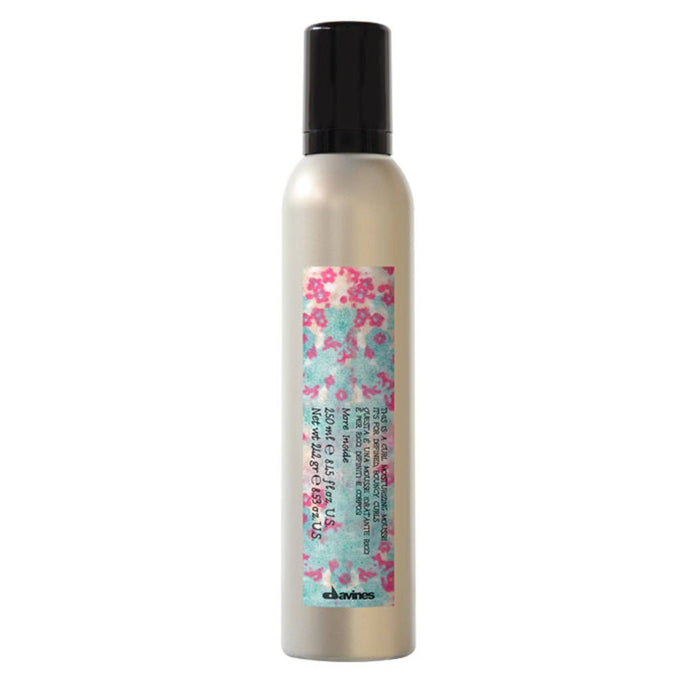 Davines This is a Curl Moisturizing Mousse: For Defined Bouncy Curls