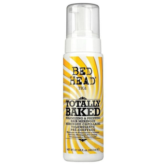 Bed Head by TIGI Totally Baked: Meringue Styling Prep