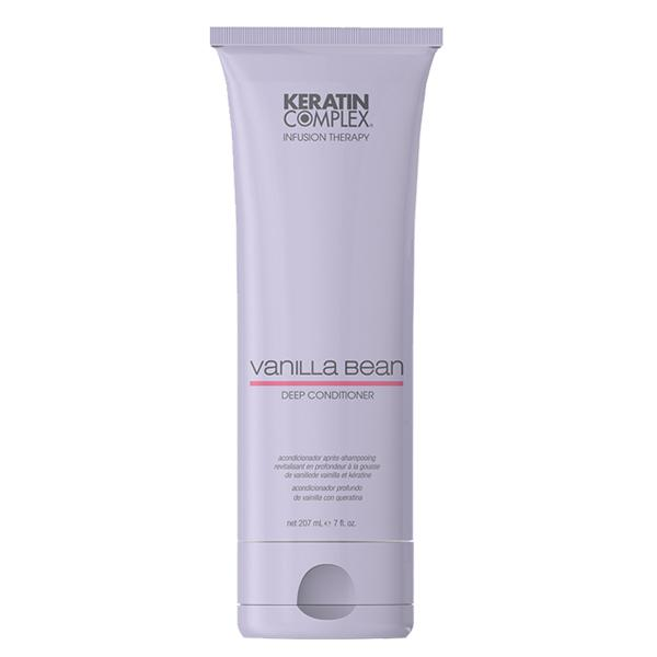 Keratin Complex Vanilla Bean Deep Conditioner 207mL