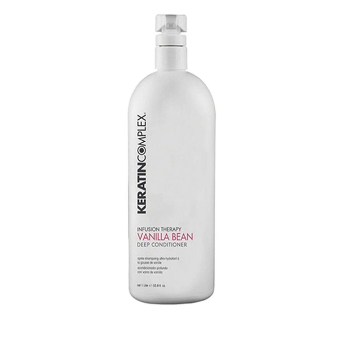 Keratin Complex Vanilla Bean Deep Conditioner 1 Liter