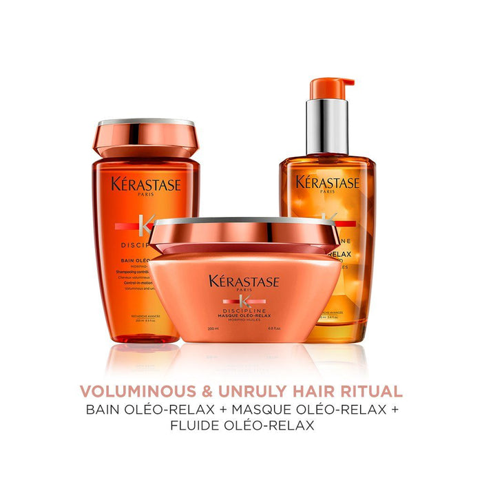 Buy Kérastase Discipline Oléo-Relax Voluminous Unruly Hair Ritual on HairMNL