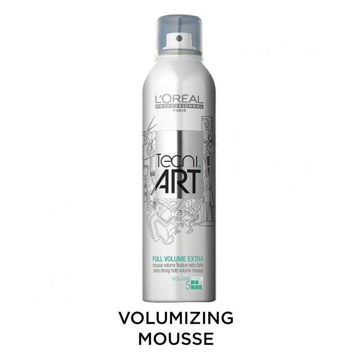 Buy L'Oreal Tecni.Art Full Volume Extra Mousse 250ml on HairMNL