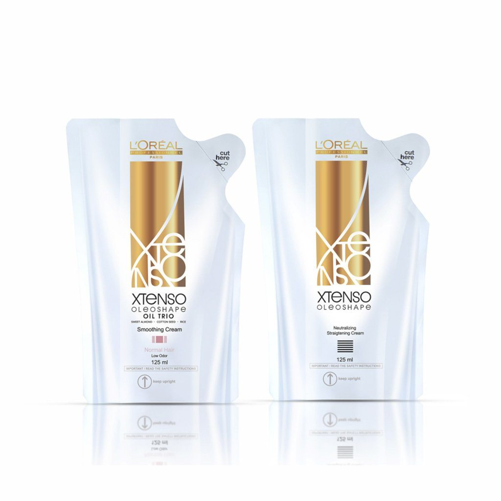 L'Oréal Xtenso Oleo Shape Rebonding Minikit for Normal Hair 125ml