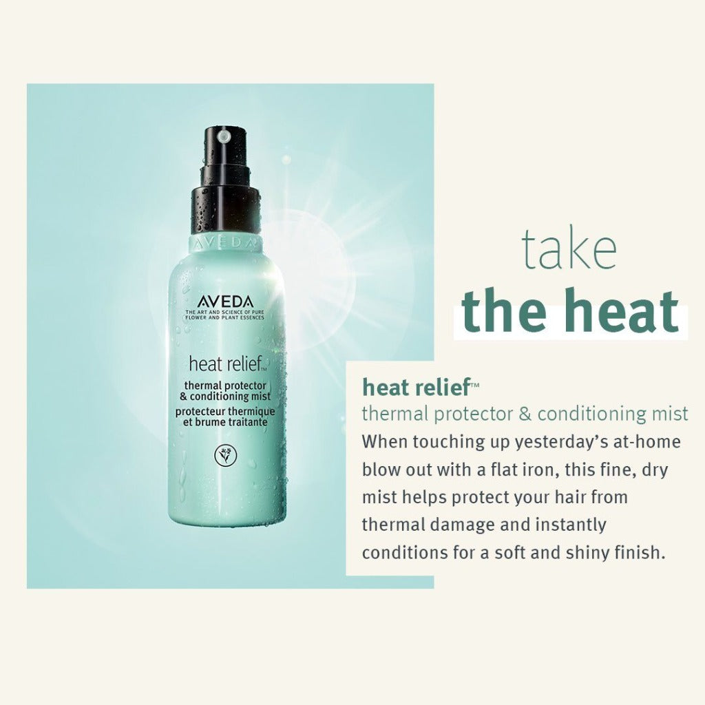 AVEDA Heat Relief™ Thermal Protector and Conditioning Mist 100ml
