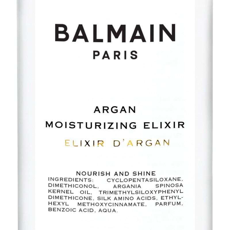 Buy Balmain Moisturizing Elixir 100mL on HairMNL