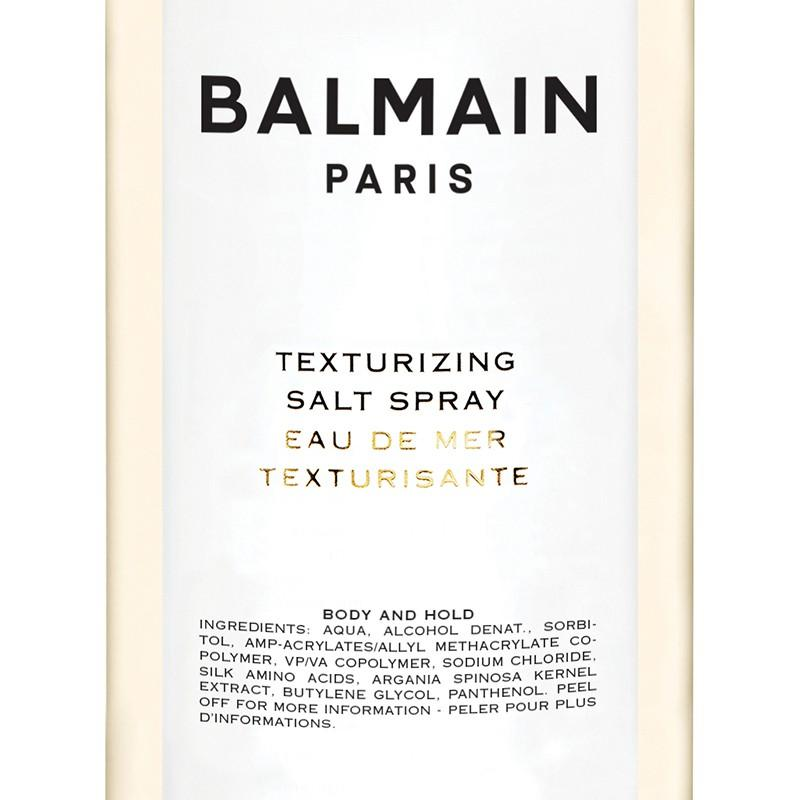 Buy Balmain Texturizing Salt Spray 200mL on HairMNL