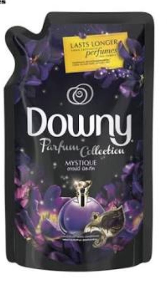 Downy Mystique Fabric Softener 230 Ml 92 Kispray Kreative