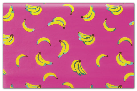 Going Bananas Tissue Paper, 20 x 30""