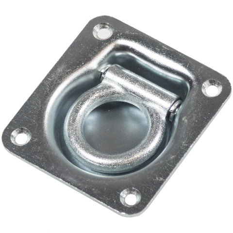 Lashing Rings Recessed Zinc Plated SWL500KG