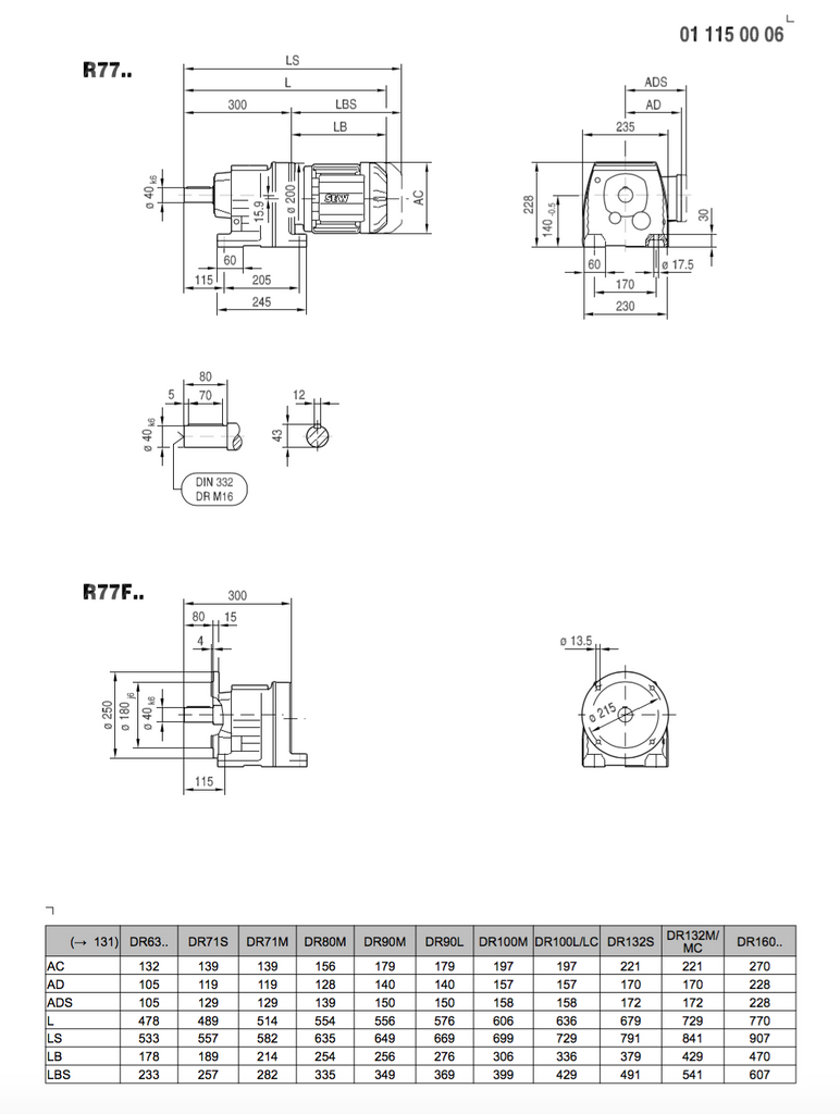 Eurodrive Wiring Diagram - Wiring Diagram
