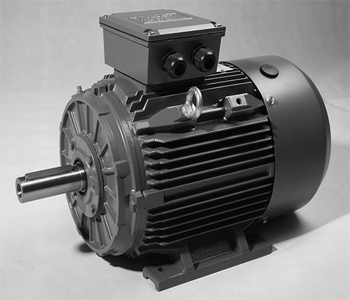 Three Phase Electric Motor 90kW 4P (1485rpm) 415v B3 Foot Mounted TCI280M-4 IP55 Cast Iron - Motor Gearbox Products