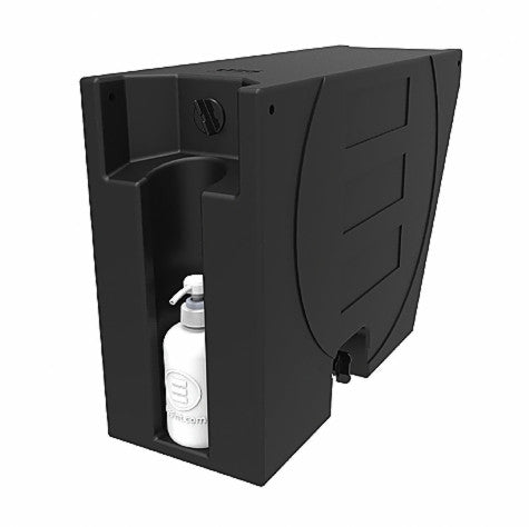 RJ30 Undertray Water Tank 30 Litre with Soap Dispenser - Motor Gearbox Products