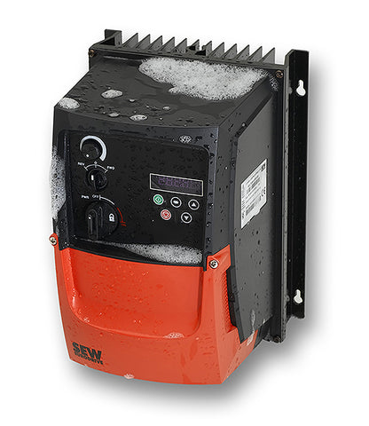 SEW-EURODRIVE Single Phase to Three Phase Variable Speed Drive, 4kw, 16amp, IP66, Model Number - MC LTE B 0040 2B1 4-40 - Motor Gearbox Products