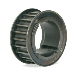 HTD Timing Pulley 80-5M-15  (1610) Taperlock Bore, 80 Tooth, 15mm Wide, 5M Section - Motor Gearbox Products