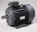 Three Phase Electric Motor 0.18kW 4P (1275rpm) 415v B3 Foot Mounted TAI63B-4 IP55 Aluminium - Motor Gearbox Products