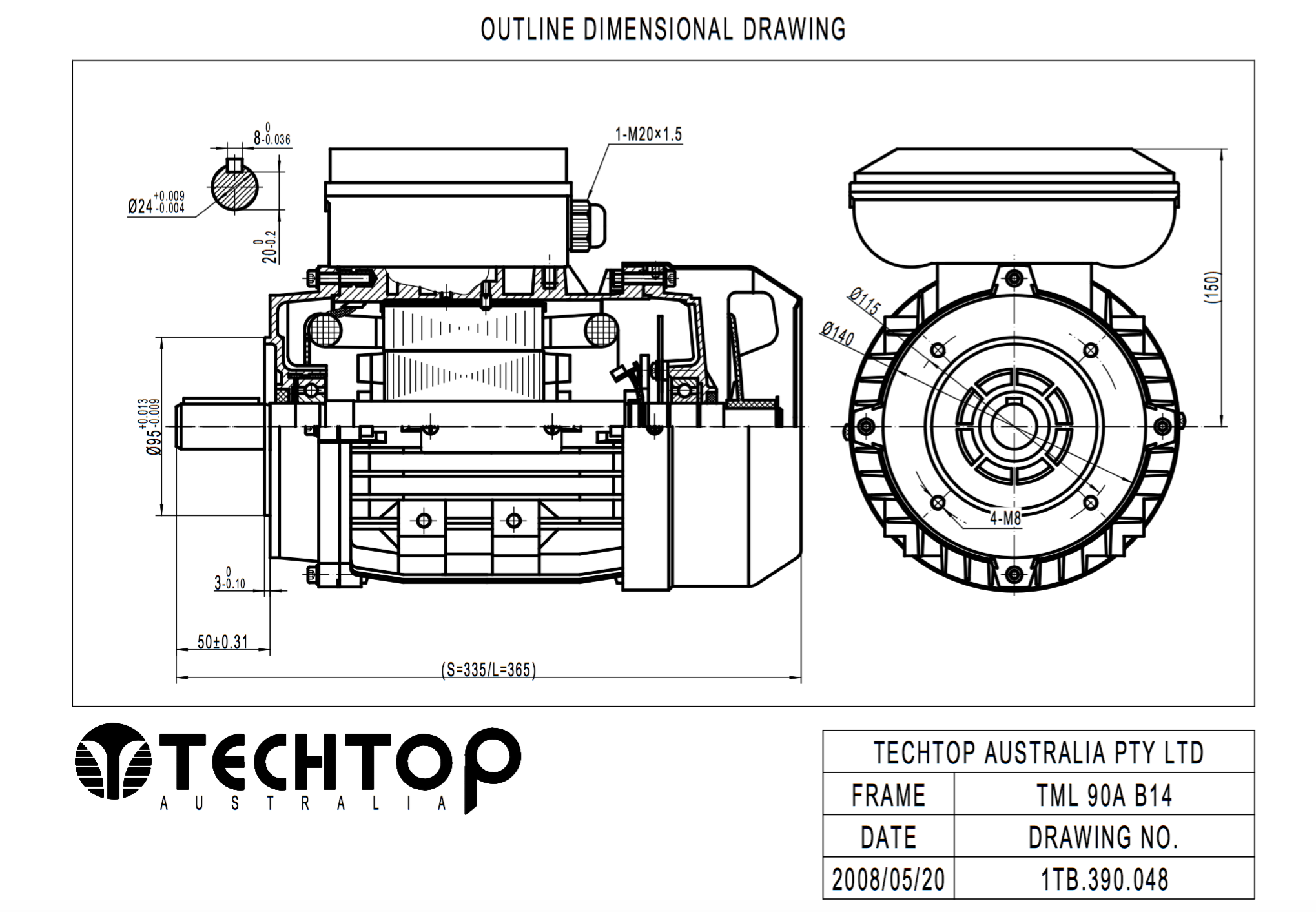 Electric Motor Drawing - Wiring Library • Ahotel.co