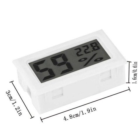 1pc LCD Digital Thermometer Probe Fridge Freezer Thermograph for Refrigerator Temperature Control -50~110 Degree