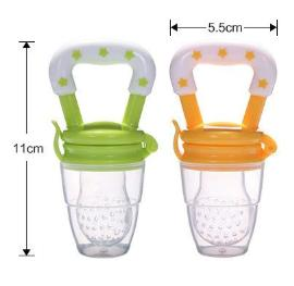 Mambobaby Baby Pacifier Clips Soother Holder Fresh Food Milk Nibbler Feeder Nipple Bottles Safe Kids Supplie Feeding