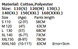 High Quality Spring Summer Fashion Children Pants Candy Color Pencil Girls