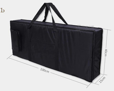 Keyboard Bag Thickened Waterproof for Electronic Piano for Organ