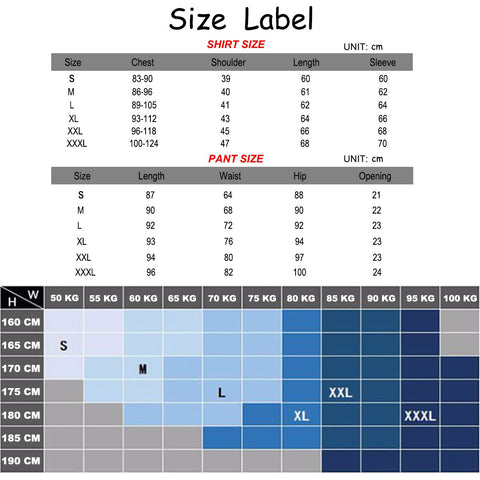 Detector Mens Compression Shirt Pants Set Bodybuilding Tight Long Sleeves Shirts Leggings Sport Suit Workout Fitness Sportswear