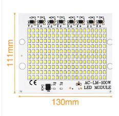 [MingBen] LED Lamps SMD 2835 Chip Beads Smart IC 220V Input 10W 20W 30W 50W 90W DLY For Outdoor FloodLight Cold White Warm