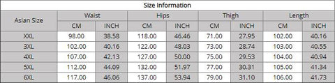 GXXH Street Fashion Tide Brand Big Size XL MENS Fat Elastic Waist Jeans Cowboy Oversize Pure Male Movement 7XL