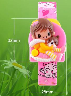 SKMEI New Fashion Children Cartoon Watches Creative Students Watch Girls Kids Digital Lovely Wristwatches Relojes 1240