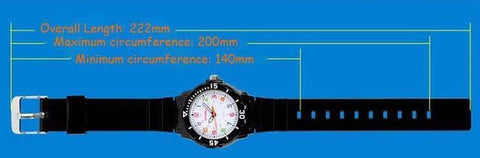 Unisex Children's Casual Watch Waterproof Quartz Jelly Students