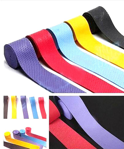 Tape Absorbed Wraps Anti-skid Sweat for Tennis Racket Badminton Fishing